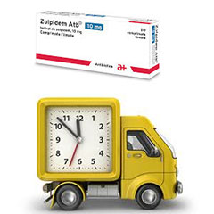 zolpidem overnight delivery